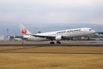 garrettさんが、熊本空港で撮影した日本航空 767-346の航空フォト(写真)