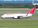 むらさめさんが、新千歳空港で撮影したイースター航空 737-86Jの航空フォト(写真)