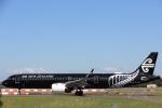 安芸あすかさんが、シドニー国際空港で撮影したニュージーランド航空 A321-271NXの航空フォト(写真)