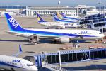 apphgさんが、中部国際空港で撮影した全日空 767-381の航空フォト(写真)