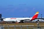 にしやんさんが、成田国際空港で撮影したイベリア航空 A330-202の航空フォト(写真)