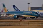 Cスマイルさんが、成田国際空港で撮影したベトナム航空 A350-941XWBの航空フォト(写真)