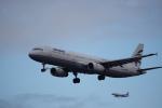 JA8037さんが、フランクフルト国際空港で撮影したエーゲ航空 A321-231の航空フォト(写真)