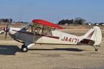 MOR1(新アカウント)さんが、板倉滑空場で撮影した日本グライダークラブ A-1 Huskyの航空フォト(写真)