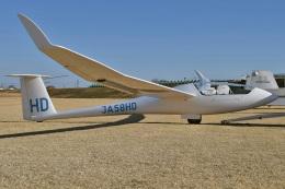MOR1(新アカウント)さんが、板倉滑空場で撮影した日本個人所有 Discus 2bの航空フォト(飛行機 写真・画像)