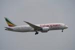 JG太郎さんが、スワンナプーム国際空港で撮影したエチオピア航空 787-8 Dreamlinerの航空フォト(写真)