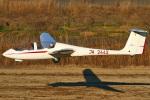 MOR1(新アカウント)さんが、板倉滑空場で撮影した日本グライダークラブ G103C Twin III Acroの航空フォト(写真)
