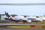zero1さんが、成田国際空港で撮影したジェットスター・ジャパン A320-232の航空フォト(写真)