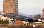 Wasawasa-isaoさんが、名古屋飛行場で撮影した航空自衛隊 F-35A Lightning IIの航空フォト(写真)