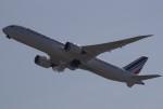 takikoki50000さんが、関西国際空港で撮影したエールフランス航空 787-9の航空フォト(写真)