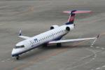 turenoアカクロさんが、仙台空港で撮影したアイベックスエアラインズ CL-600-2C10 Regional Jet CRJ-702ERの航空フォト(写真)