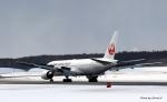 ぷぅちゃんさんが、新千歳空港で撮影した日本航空 777-289の航空フォト(写真)