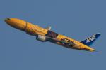 きんめいさんが、伊丹空港で撮影した全日空 777-281/ERの航空フォト(写真)