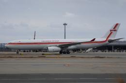神宮寺ももさんが、関西国際空港で撮影したガルーダ・インドネシア航空 A330-343Xの航空フォト(写真)