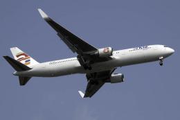 planetさんが、スワンナプーム国際空港で撮影したアルキア・イスラエル・エアラインズ 767-306/ERの航空フォト(飛行機 写真・画像)
