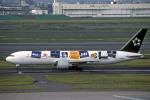 Gambardierさんが、羽田空港で撮影した全日空 767-381の航空フォト(写真)