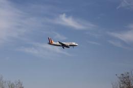 M_Mさんが、ウィーン国際空港で撮影したジャーマンウィングス A319-112の航空フォト(飛行機 写真・画像)