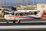 アイトムさんが、八尾空港で撮影した朝日航空 172S Skyhawk SPの航空フォト(写真)