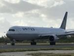 gratiii738さんが、ダニエル・K・イノウエ国際空港で撮影したユナイテッド航空 767-424/ERの航空フォト(写真)
