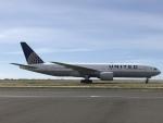 gratiii738さんが、ダニエル・K・イノウエ国際空港で撮影したユナイテッド航空 777-222の航空フォト(写真)