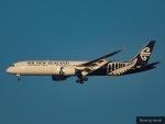 HRK-HNDさんが、成田国際空港で撮影したニュージーランド航空 787-9の航空フォト(写真)