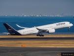 HRK-HNDさんが、羽田空港で撮影したルフトハンザドイツ航空 A350-941XWBの航空フォト(写真)