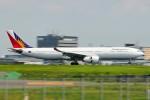 kaeru6006さんが、羽田空港で撮影したフィリピン航空 A330-343Xの航空フォト(写真)