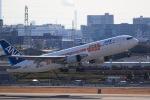 khideさんが、伊丹空港で撮影した全日空 767-381/ERの航空フォト(写真)