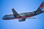 we love kixさんが、関西国際空港で撮影したジェットスター・アジア A320-232の航空フォト(写真)