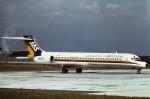 tassさんが、松本空港で撮影した日本エアシステム MD-87 (DC-9-87)の航空フォト(写真)
