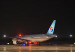 Cygnus00さんが、新千歳空港で撮影した大韓航空 777-2B5/ERの航空フォト(写真)