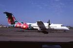ITM58さんが、札幌飛行場で撮影したエアーニッポンネットワーク DHC-8-314Q Dash 8の航空フォト(写真)