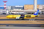 まいけるさんが、羽田空港で撮影した全日空 777-281/ERの航空フォト(写真)