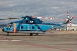 まんぼ しりうすさんが、名古屋飛行場で撮影した警視庁 EH101-510の航空フォト(写真)