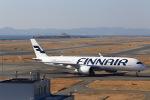 JA946さんが、関西国際空港で撮影したフィンエアー A350-941XWBの航空フォト(写真)