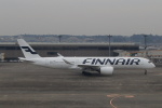 Hitsujiさんが、成田国際空港で撮影したフィンエアー A350-941XWBの航空フォト(写真)