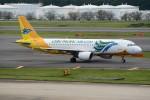 k-spotterさんが、成田国際空港で撮影したセブパシフィック航空 A320-214の航空フォト(写真)