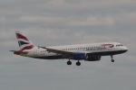 starlightさんが、ロンドン・ヒースロー空港で撮影したブリティッシュ・エアウェイズ A320-232の航空フォト(写真)