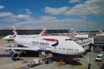 starlightさんが、ロンドン・ヒースロー空港で撮影したブリティッシュ・エアウェイズ 747-436の航空フォト(写真)