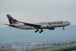 k-spotterさんが、関西国際空港で撮影したカタール航空 A330-202の航空フォト(写真)