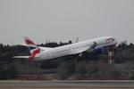 ☆ライダーさんが、成田国際空港で撮影したブリティッシュ・エアウェイズ 787-9の航空フォト(写真)
