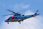 yabyanさんが、名古屋飛行場で撮影した宮城県警察 A109E Powerの航空フォト(飛行機 写真・画像)