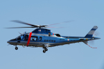 yabyanさんが、名古屋飛行場で撮影した島根県警察 A109E Powerの航空フォト(飛行機 写真・画像)