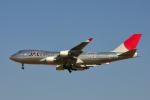 starlightさんが、成田国際空港で撮影した日本航空 747-446F/SCDの航空フォト(写真)