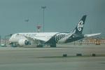 pringlesさんが、香港国際空港で撮影したニュージーランド航空 787-9の航空フォト(写真)