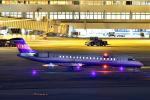 HISAHIさんが、福岡空港で撮影したアイベックスエアラインズ CL-600-2C10 Regional Jet CRJ-702ERの航空フォト(写真)