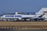 harahara555さんが、成田国際空港で撮影したウエスタン・グローバル・エアラインズ MD-11Fの航空フォト(写真)