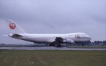 kumagorouさんが、仙台空港で撮影した日本航空 747-246Bの航空フォト(写真)