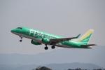ANA744Foreverさんが、名古屋飛行場で撮影したフジドリームエアラインズ ERJ-170-100 SU (ERJ-170SU)の航空フォト(写真)