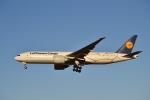 厦龙さんが、成田国際空港で撮影したルフトハンザ・カーゴ 777-FBTの航空フォト(写真)